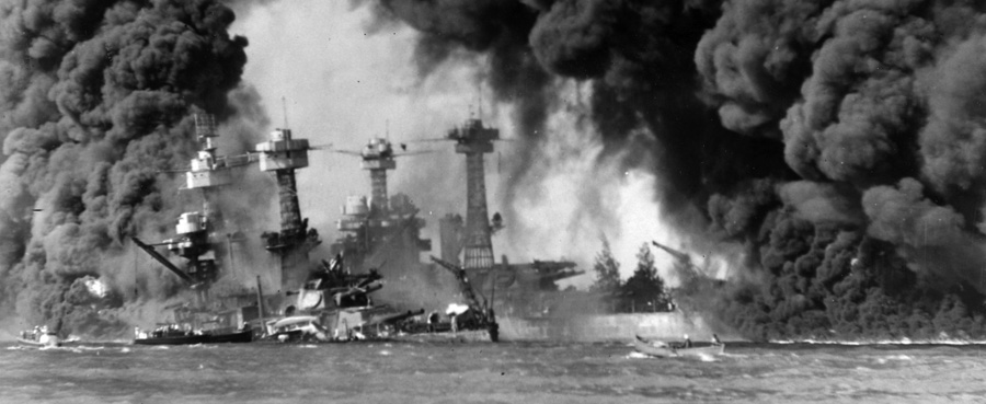 a history of the attack on pearl harbor in wwii World war ii (wwii), pearl harbor naval history and heritage the navy department library online reading room contains an overview of the pearl harbor attack.