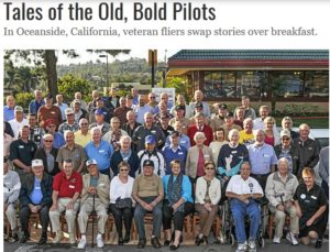 Old Bold Pilots Oceanside
